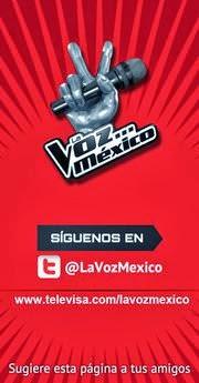 La voz mexico