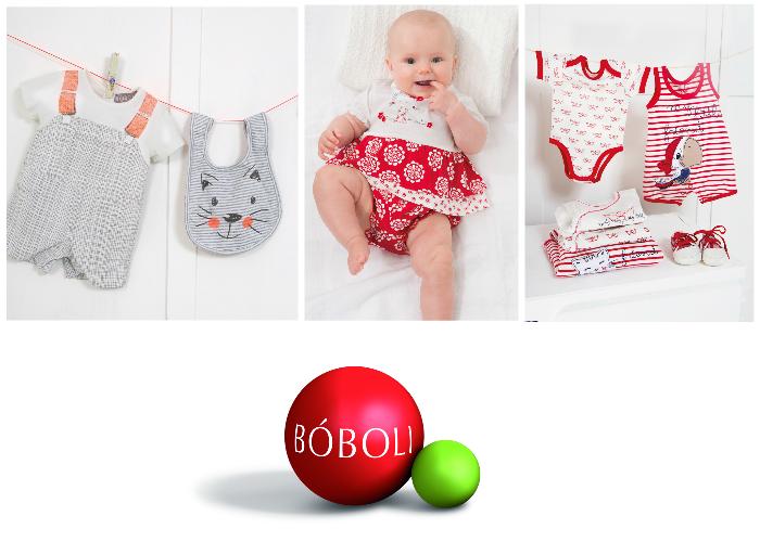 ropa para bebés e infantil
