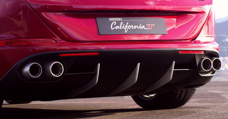 フェラーリ・カリフォルニアT