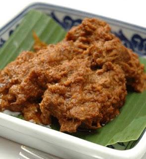 Makanan Khas Padang Indonesia