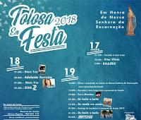TOLOSA (NISA): FESTAS POPULARES