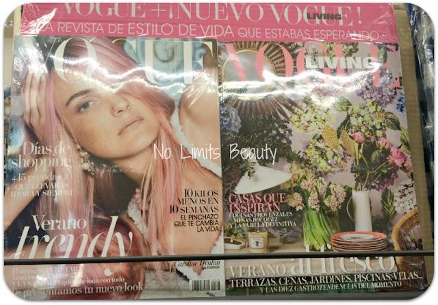 Regalos revistas julio 2015: Vogue