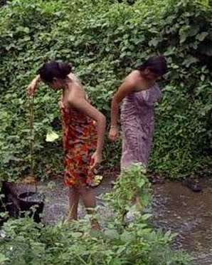 lankan  bathing sri girls sex