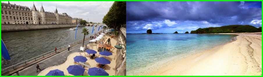 Negeri terkaya di Dunia, pantai buatan, pantai terindah indonesia,pantai kuta