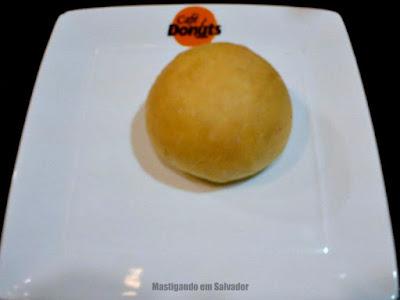 Café Donuts: Pão de Batata com Catupiry