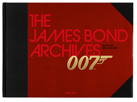Taschen The James Bond Archives