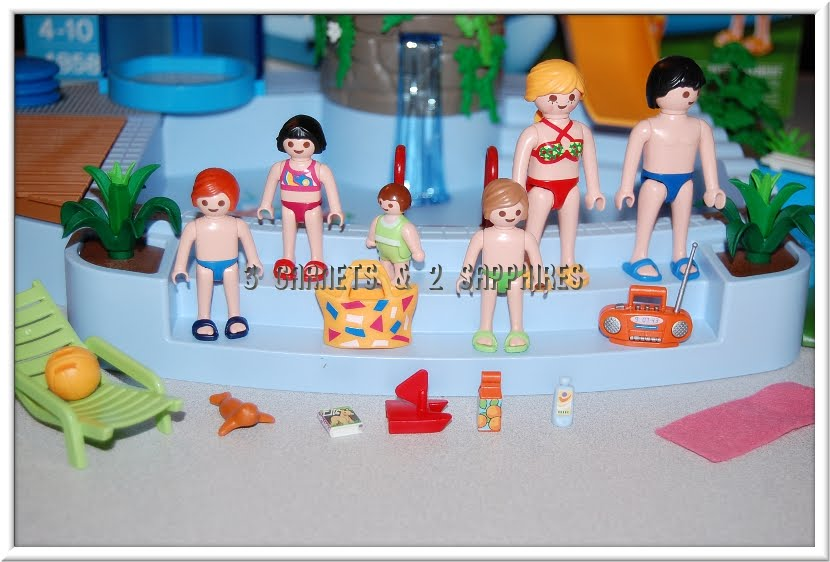 List Of Synonyms And Antonyms Of The Word Playmobil Pool