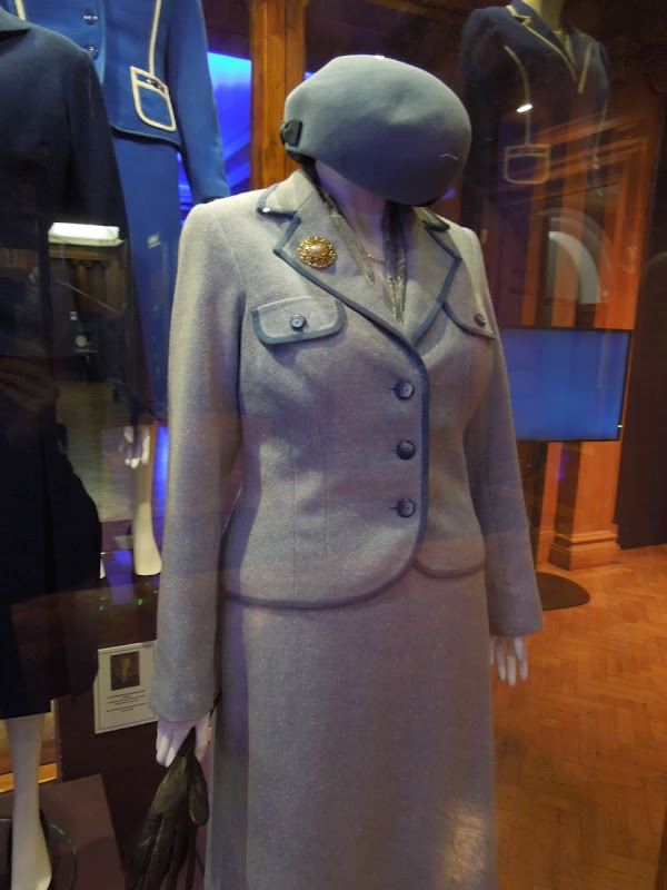 1974 House of Commons costume Iron Lady