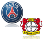 Paris St. Germain - Leverkusen