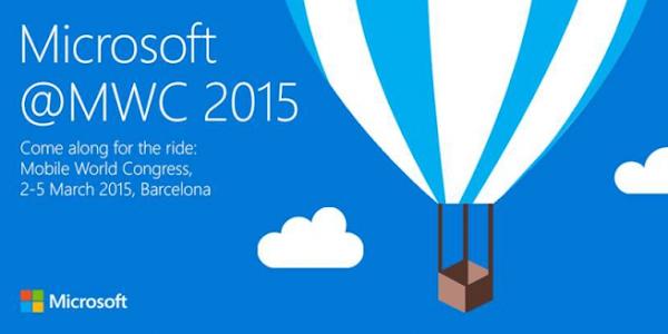 Microsoft @MWC 2015
