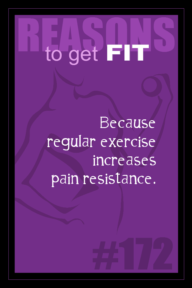 365 Reasons to Get Fit #172