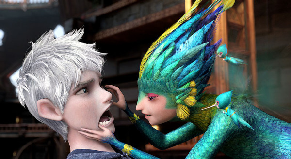 Jack Frost and Tooth Fairy in Rise of the Guardians disneyjuniorblog.blogspot.com