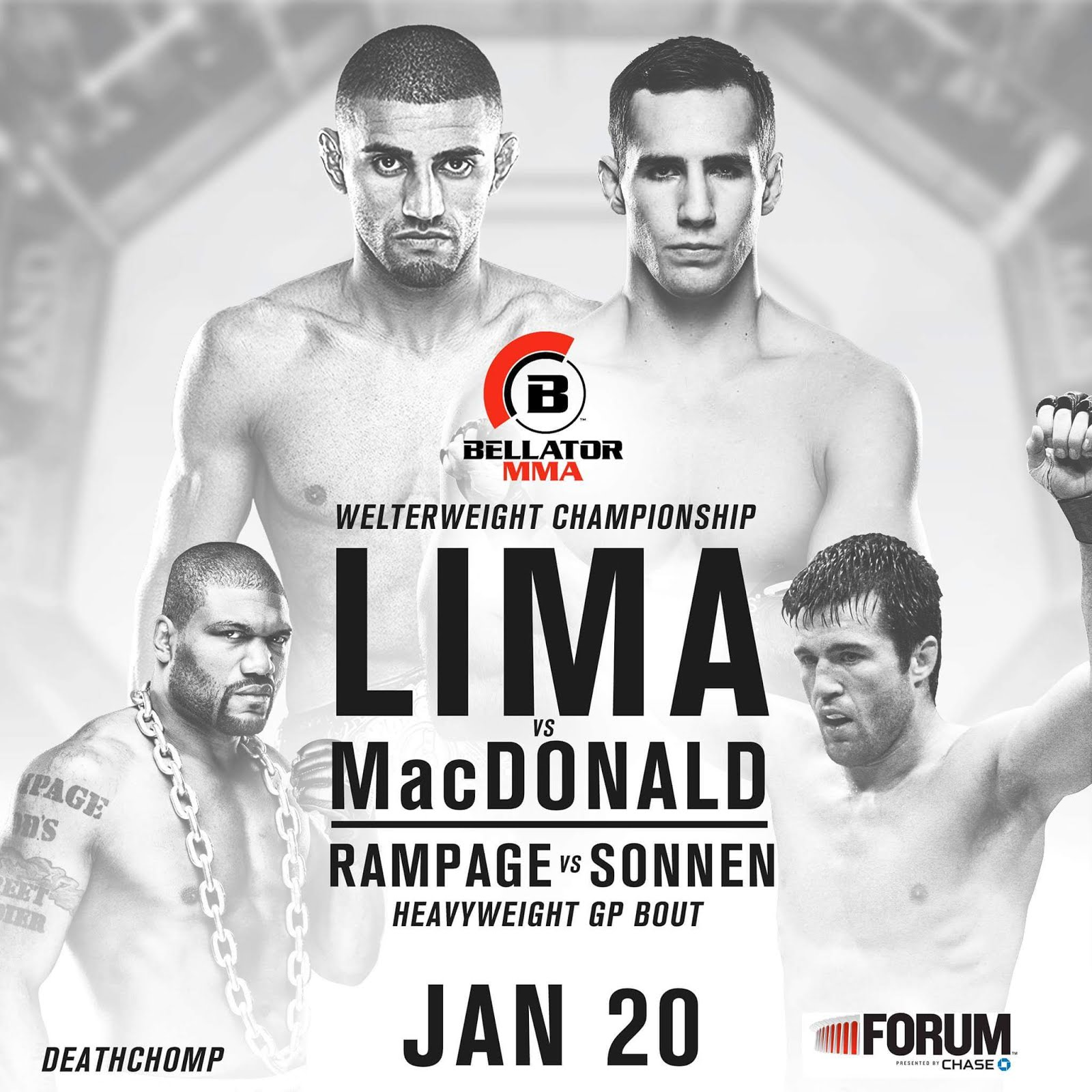 Image result for bellator 192