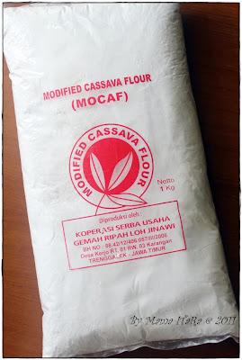 MOCAF singkatan dari Modified Cassava Flour atau Modifikasi Tepung ...