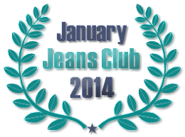 January Jeans All Year Long!