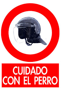 Policias violentos,Policias infiltrados....ser policia vergüenza me daria.