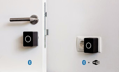 Noki smart doorlock