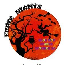 Eerie Nights Blog Hop