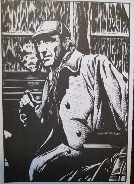 Frederic Cooper - Basil Rathbone