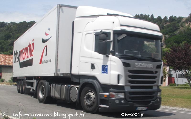 info camions scania r transports jardel. Black Bedroom Furniture Sets. Home Design Ideas