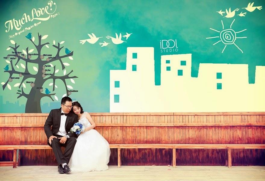 Địa điểm chụp ảnh cưới trong nhà tại Hà Nội đẹp đang HOT