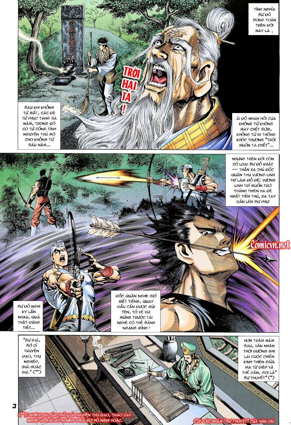 Đại Đường Uy Long Chap 102 - Trang 3