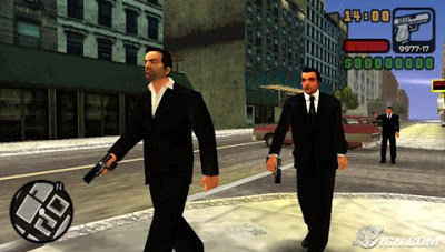 GTA Grand Theft Auto Liberty City
