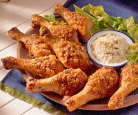 Buffalo Chicken Drumsticks