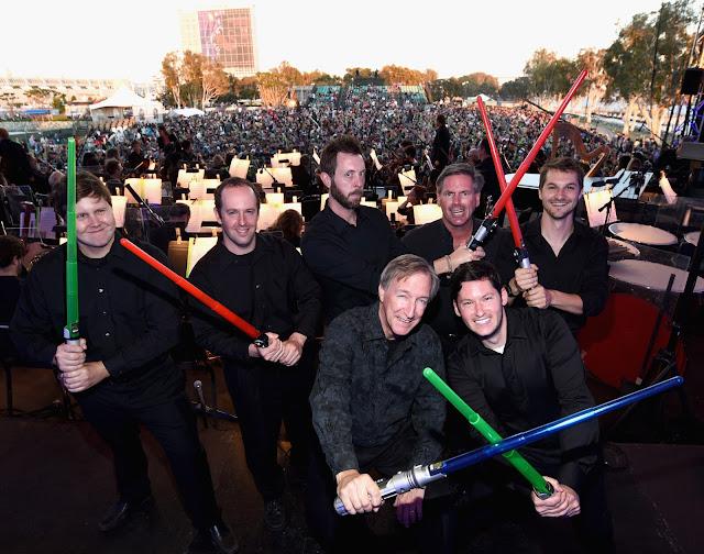 The Force Awaken at San Diego Comic Con