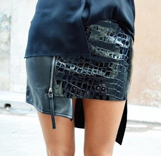 Asymmetric Skirt Trend