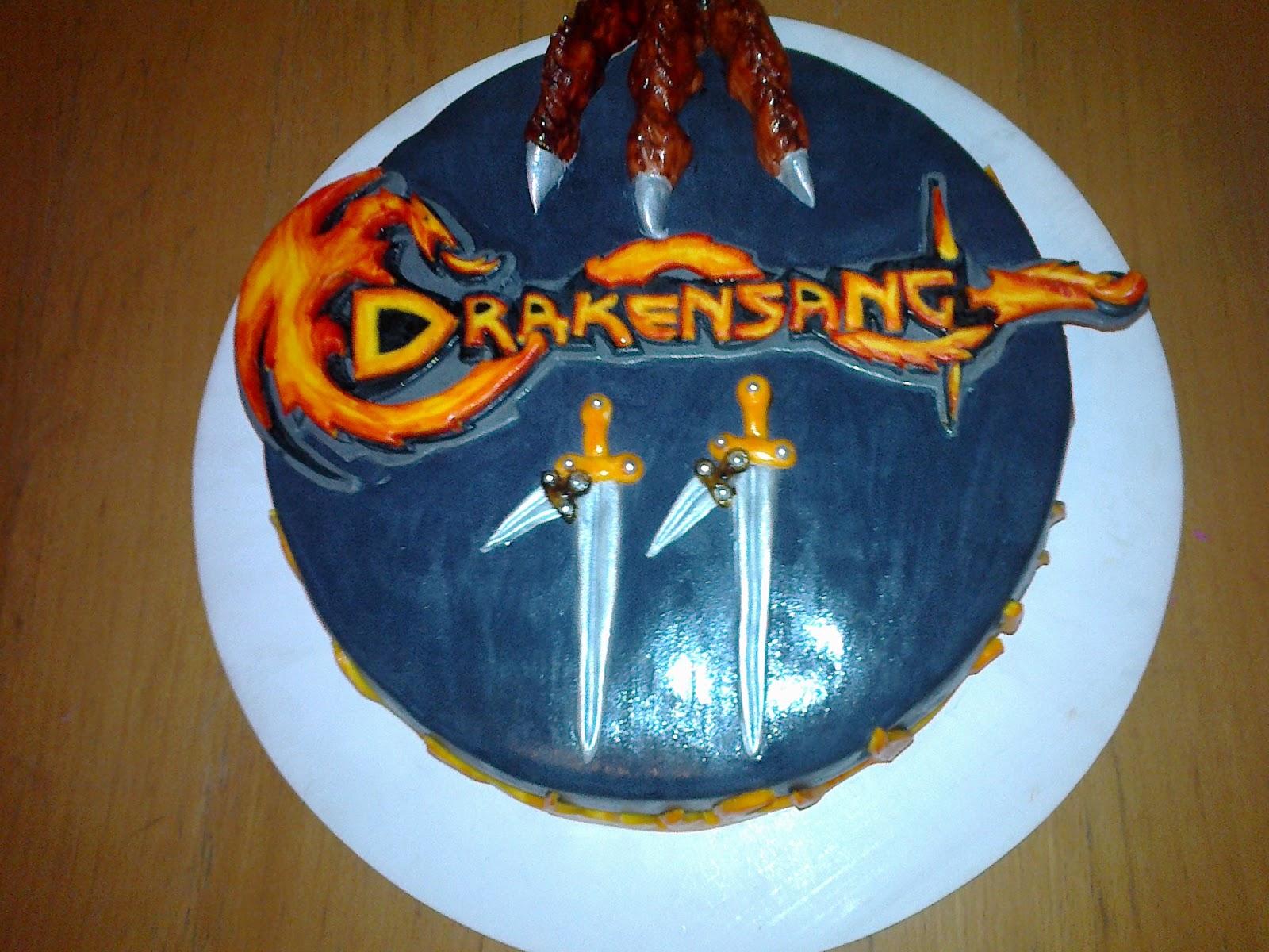 Drakensang torta