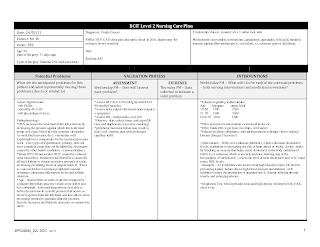 Bipolar nursing care plan - Nursing Care Plan Examples