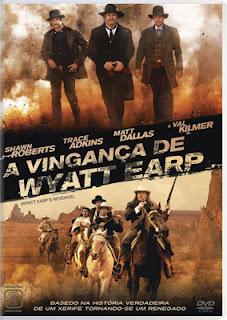 A Vingança de Wyatt Earp Dublado 2012