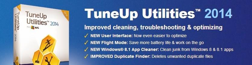 Download TuneUp Utilities 2014 Fina