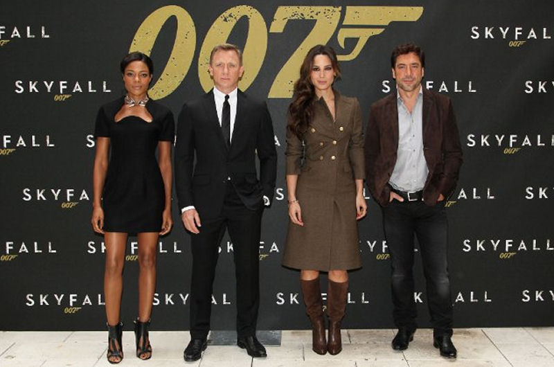 6a 007 SkyFall. Mission: James Bond Parfume. Idee regalo per lui.