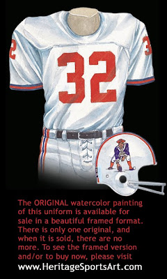 Boston Patriots 1969 uniform - New England Patriots 1969 uniform