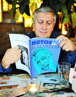 Türkiye'den Dergi'm gelmiş; içinde benim de öyküm varmış.