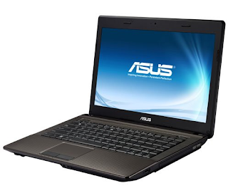 notebook asus x44h display