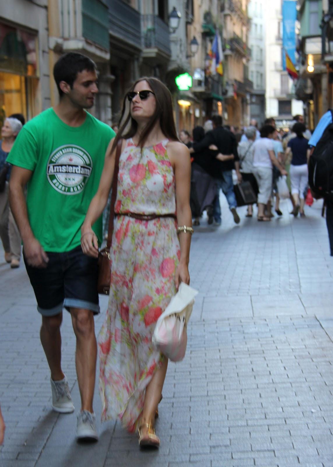 Becky Adair Byron European Street Style