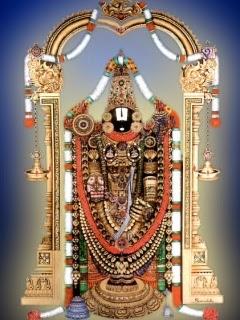 Lord Balaji 240x320 Mobile Wallpaper