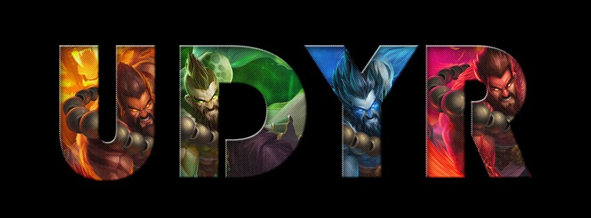 Udyr League of Legends Facebook Cover PHotos