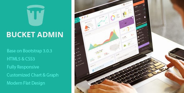 Bootstrap 3 Admin Template