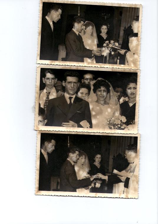 Más fotos de la boda de mis padres