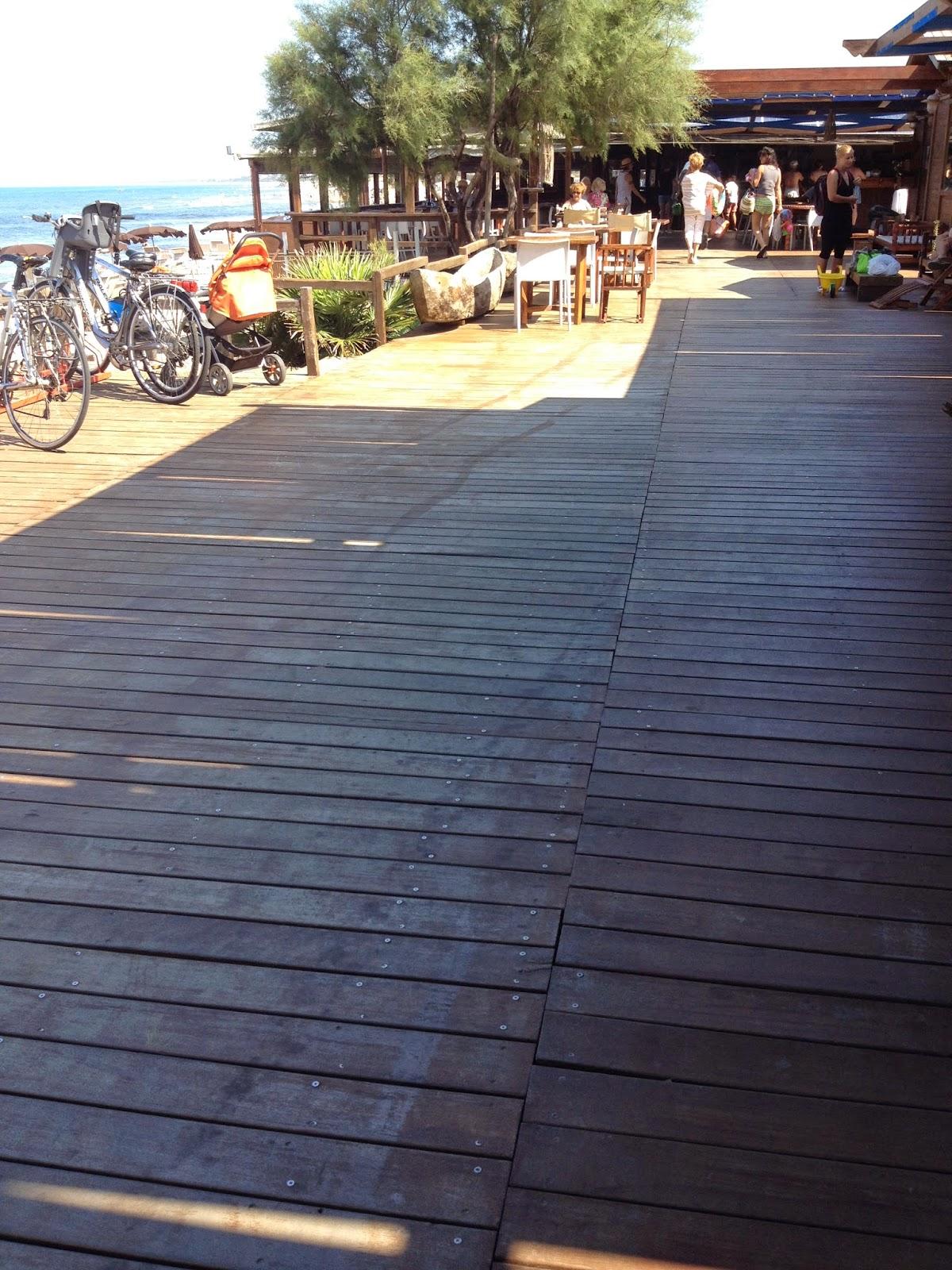 Pontinia ecologia e territorio sabaudia accesso al mare for Vecchio in sedia a rotelle