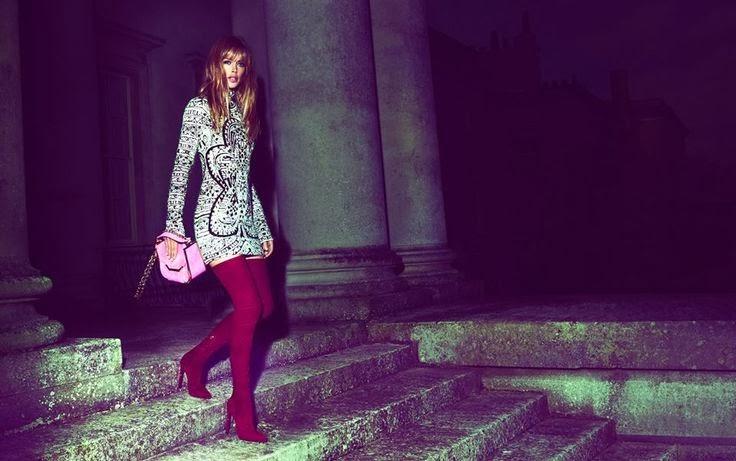 Doutzen Kroes Lands Emilio Pucci Fall 2014 Campaign by Mert & Marcus