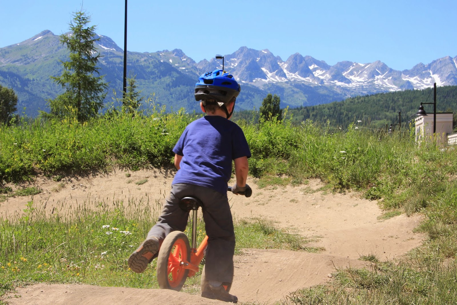 Family Adventures In The Canadian Rockies Kids On Wheels
