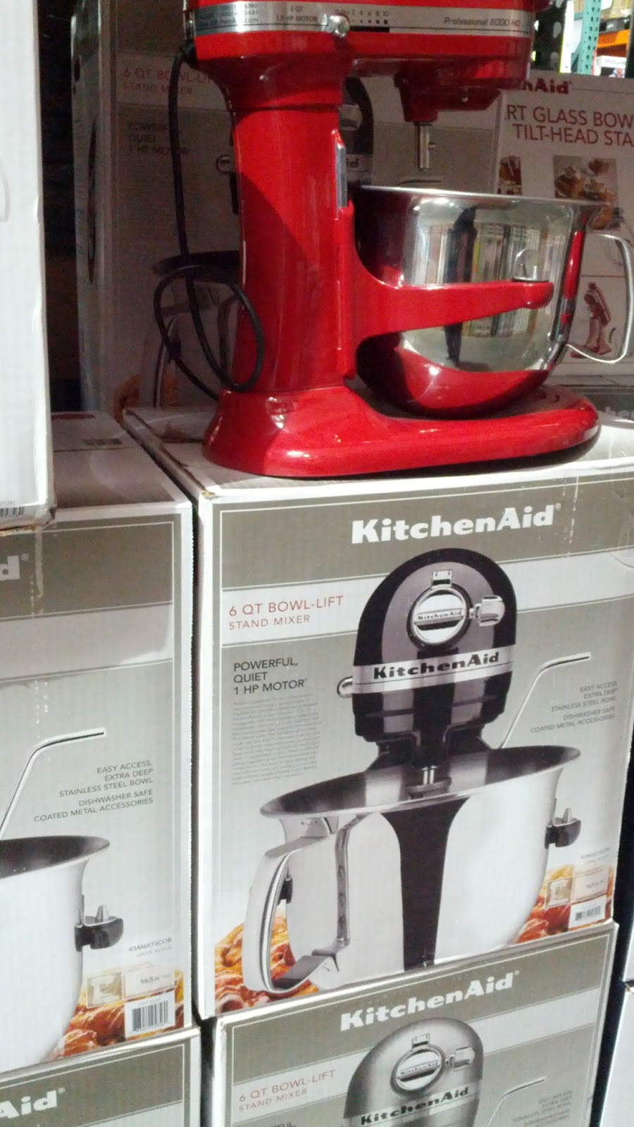KitchenAid KSM6573COB 6 qt Stand Mixer | Costco Weekender on costco coffee, costco home, costco braun mixer, costco rice, costco vitamix, costco electronics, costco indoor rugs, costco gift cards, costco hand mixer, costco bosch mixer, costco thanksgiving, costco appliances, costco cookware, costco juicer, costco kitchens, costco halloween, costco chocolate, costco meat slicer, costco chicken, costco beef,