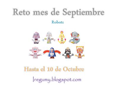 RETO SEPTIEMBRE HASTA EL 10 DE OCTUBRE