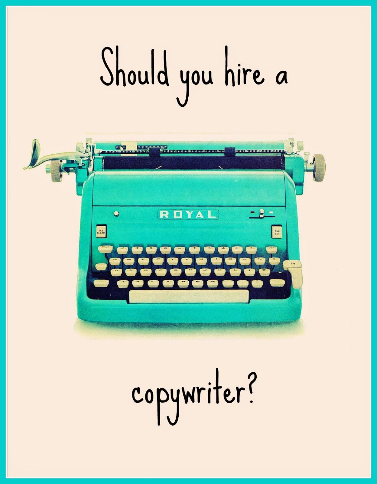 Copywriter is