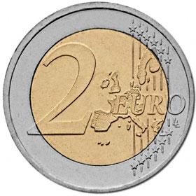 Cuenta hasta 2700 2-euro
